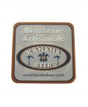5 Sous-bocks Kanaha Beer